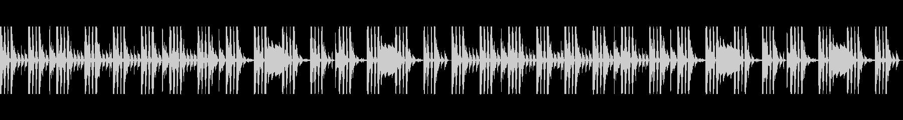【ループ可】Futurebassインストの未再生の波形