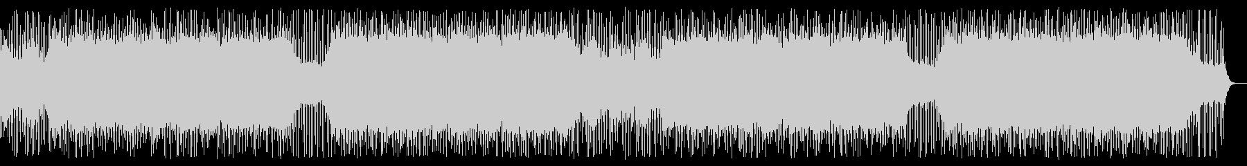 民族楽器と4つ打ちの怪しい曲-02の未再生の波形
