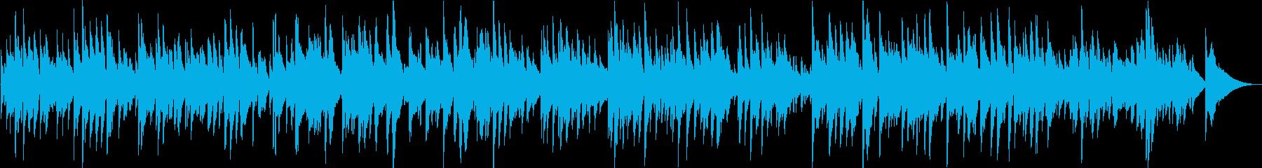 マイ・ボニー ハワイアンリラックスギターの再生済みの波形