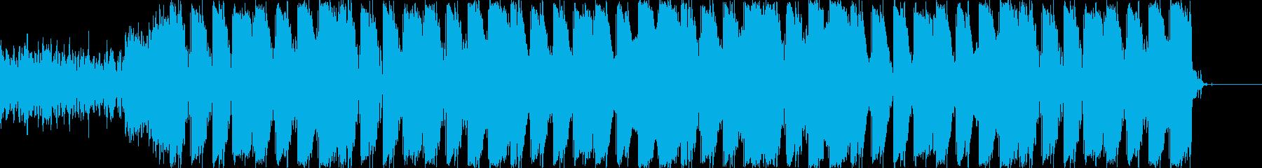 イギリスのアンダーグラウンドミュー...の再生済みの波形