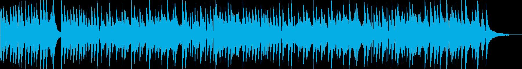 リラックス・ピアノソロ・映像・イベント用の再生済みの波形