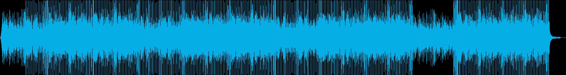 企業VP・ゆったり・感動・さわやかの再生済みの波形