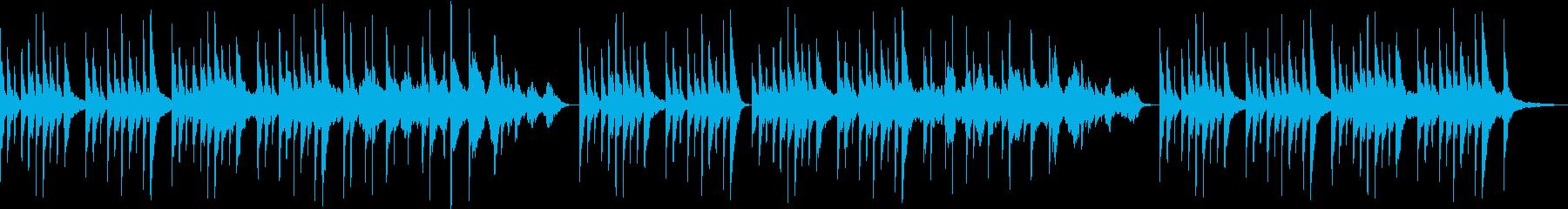 音楽の持つ安らぎ効果でグッスリ眠れるの再生済みの波形