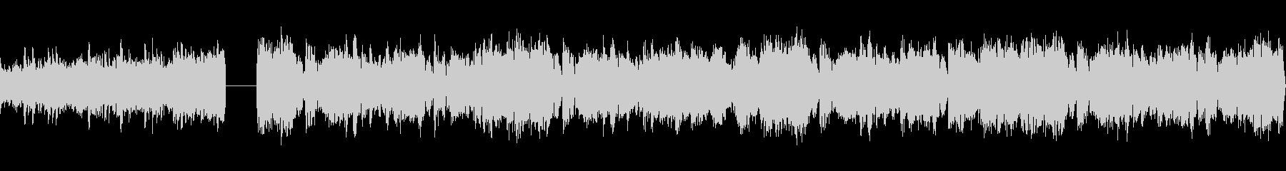 eスポーツ大会EDM メロディック30秒の未再生の波形