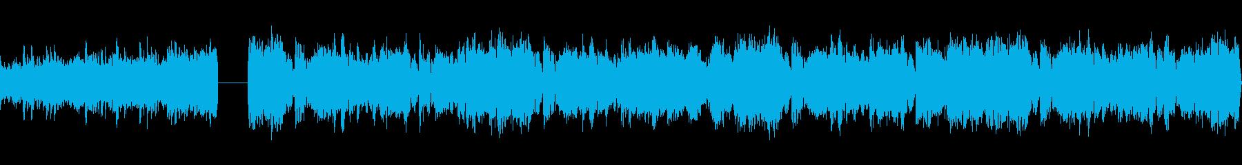 eスポーツ大会EDM メロディック30秒の再生済みの波形