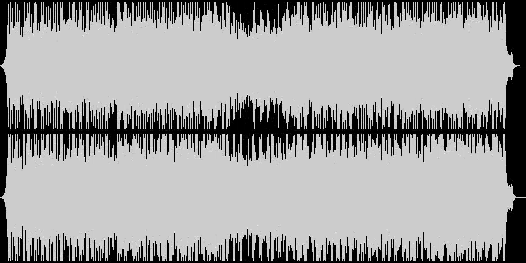 ハピネスコーポレートの未再生の波形
