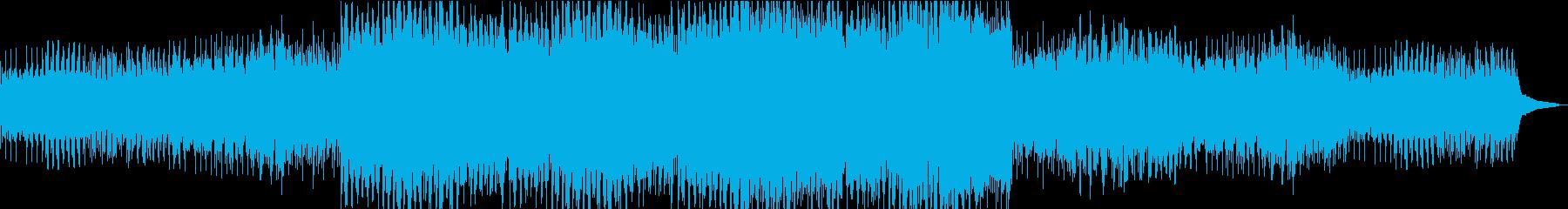 現代的 交響曲 エピック ファンタ...の再生済みの波形