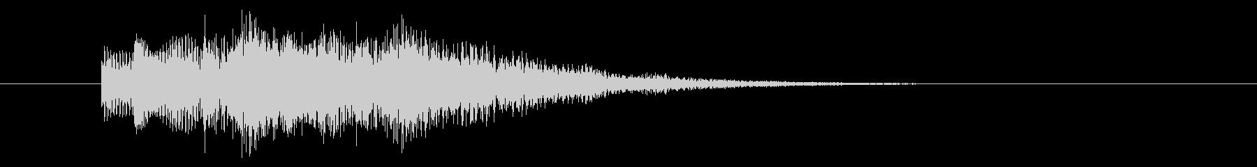 アイテム/取得/キラッ_02の未再生の波形