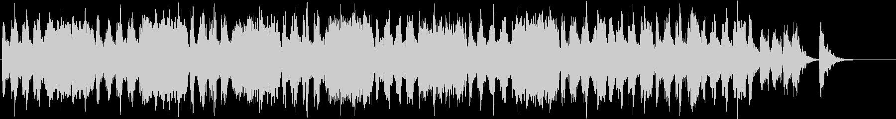 ハロウィン ホラー モンスターBGM 2の未再生の波形