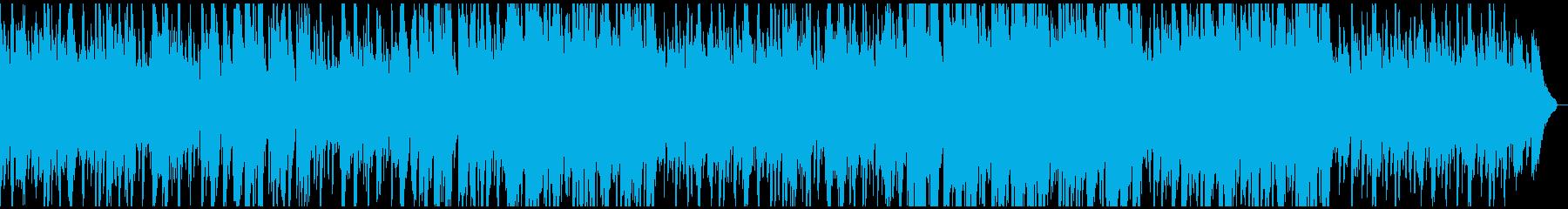 遅いワルツ。泣くアコースティックギ...の再生済みの波形