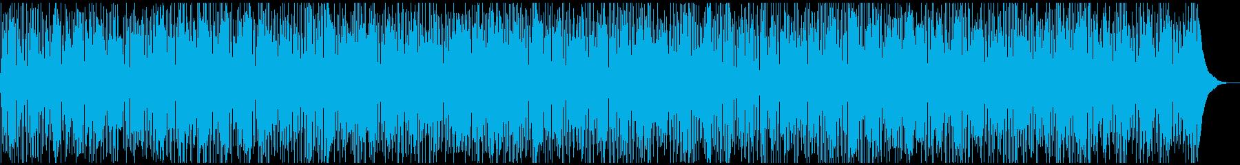 アコースティックカントリーロックの再生済みの波形