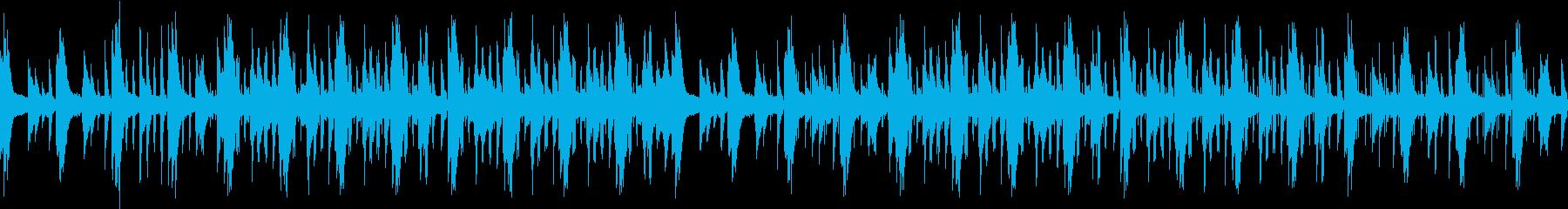 おしゃれ・感動的・都会的・ピアノサウンドの再生済みの波形