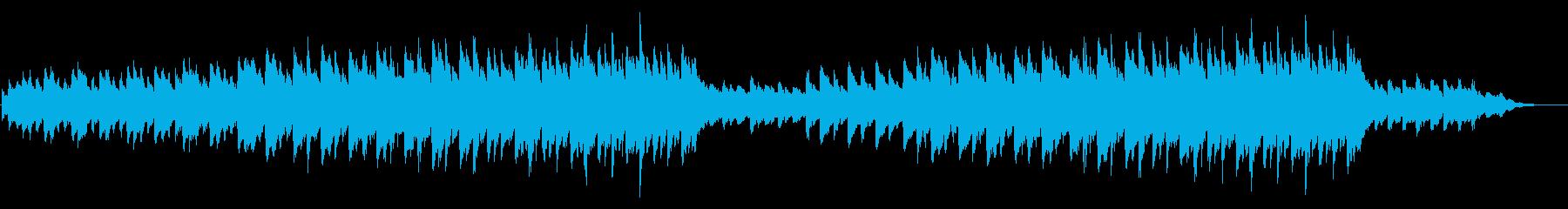 ガムラン、厳かな、幻想的、A-フルの再生済みの波形