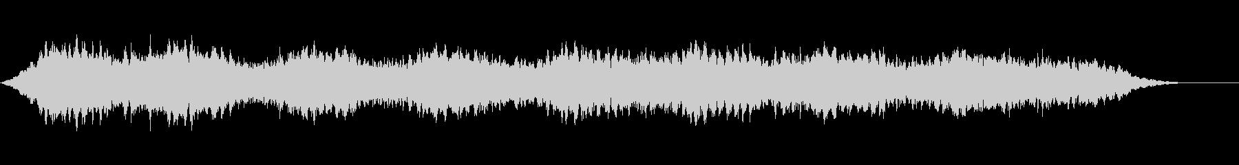 スペースアンビエンス4の未再生の波形