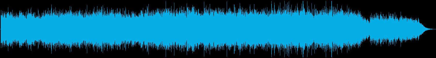 プレゼン ピアノソロ IT ハイテクの再生済みの波形