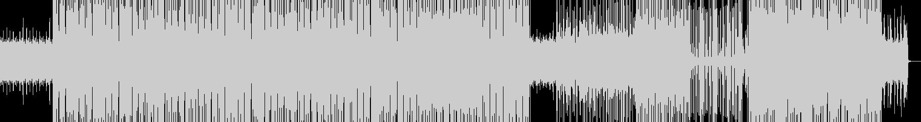太いベースと切ないピアノが印象的の未再生の波形