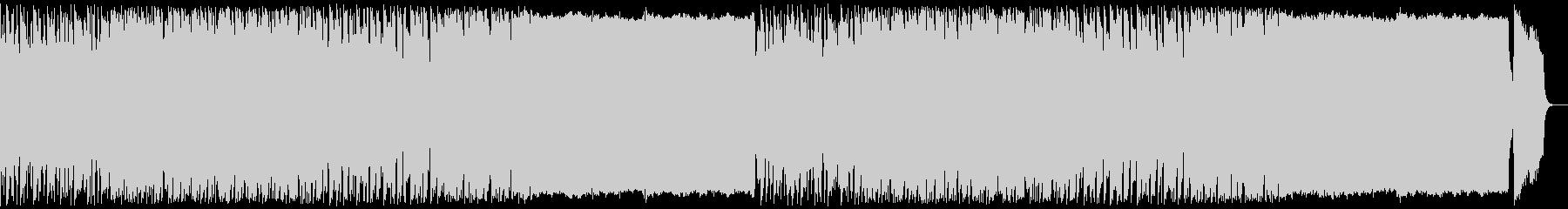 ダークファンタジーオーケストラ アルペ抜の未再生の波形