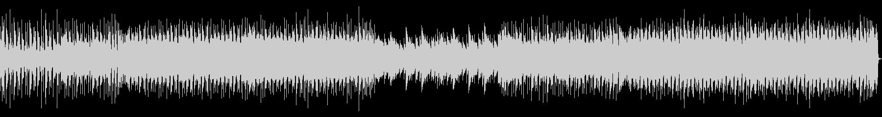 きらびやかなハウス_No656_1の未再生の波形
