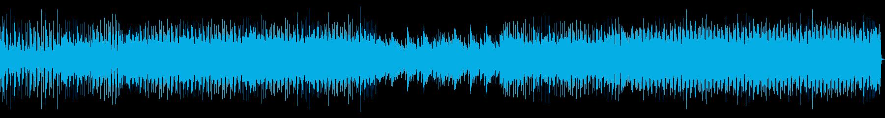 きらびやかなハウス_No656_1の再生済みの波形