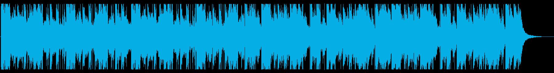 ピアノ/シンプル/R&B_No443_5の再生済みの波形