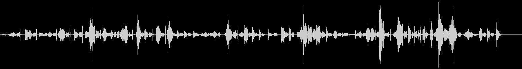 ドリームオーガズム2の未再生の波形