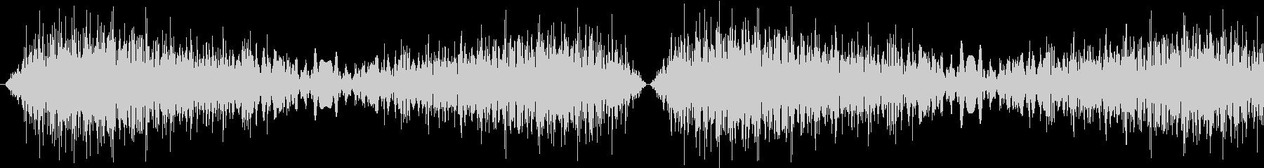 DJプレイ スクラッチ・ノイズ 2の未再生の波形