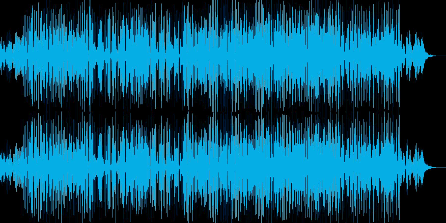お洒落なジャズピアノトリオ13 ポップの再生済みの波形