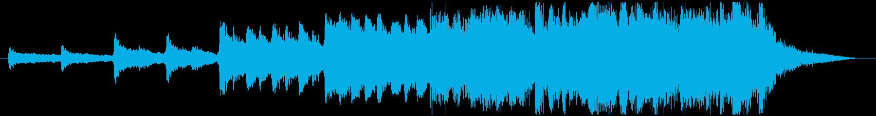 オーケストラ。インスピレーション-...の再生済みの波形