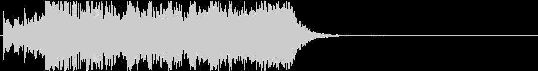 ニュースOP2 24bit44kHzの未再生の波形