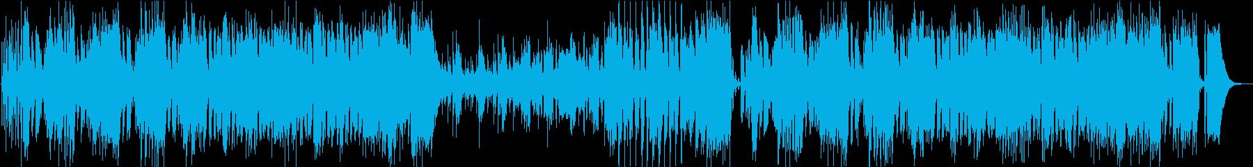 【CM】クール、ノリノリなJazzの再生済みの波形