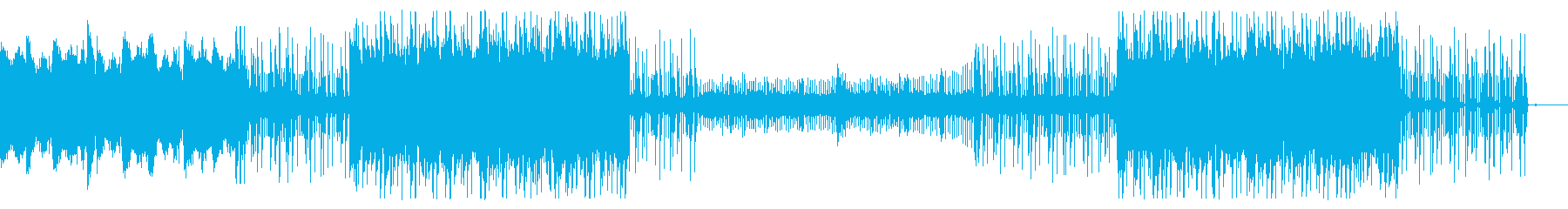Lofi Beats 123の再生済みの波形
