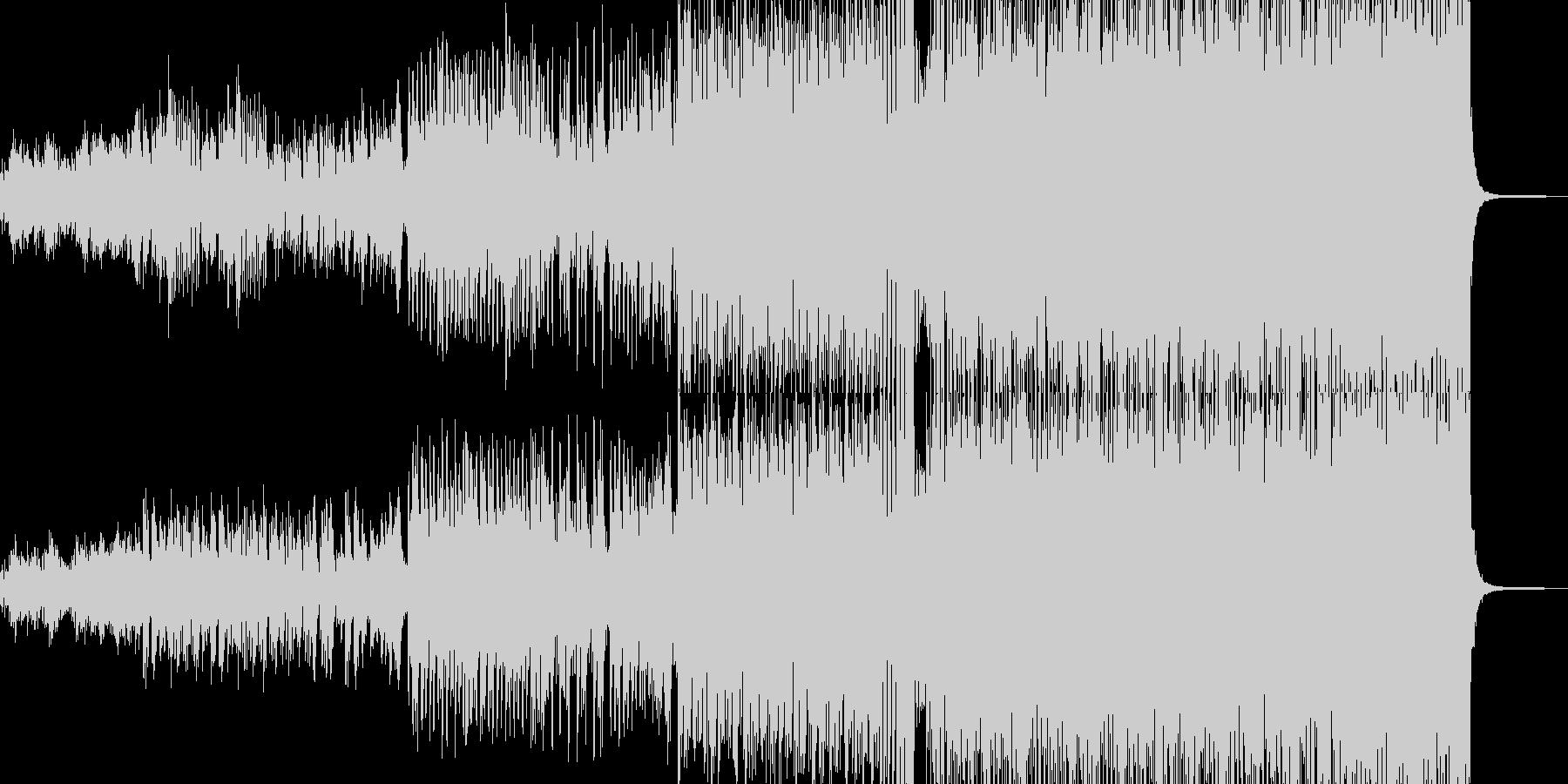 モーツァルトを楽しく躍らせたダンステクノの未再生の波形