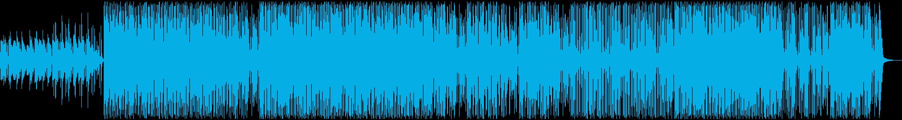 ラテン ジャズ フュージョン ファ...の再生済みの波形