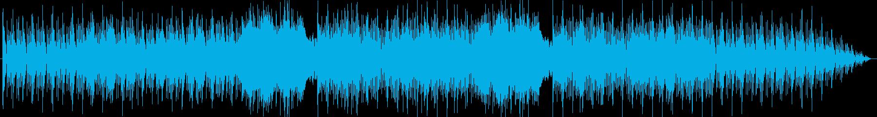 Violin,Piano/ほのぼのBGMの再生済みの波形