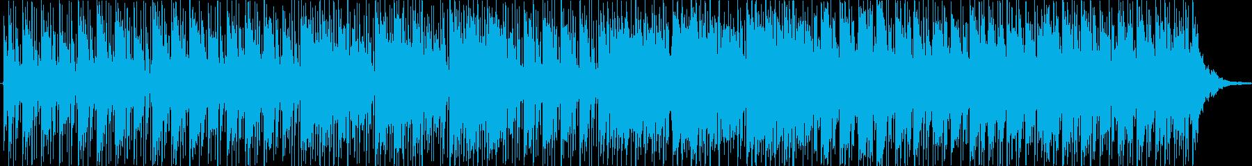 ポップ テクノ ほのぼの 幸せ 可...の再生済みの波形