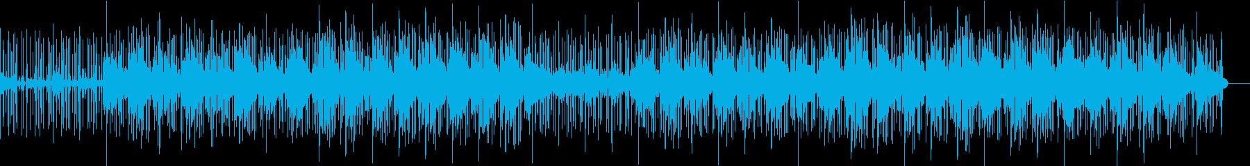 シックな大人のAOR retakeの再生済みの波形