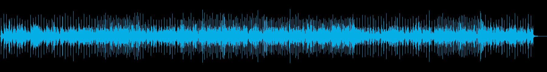 哀愁のある落ち着いたカントリージャズの再生済みの波形