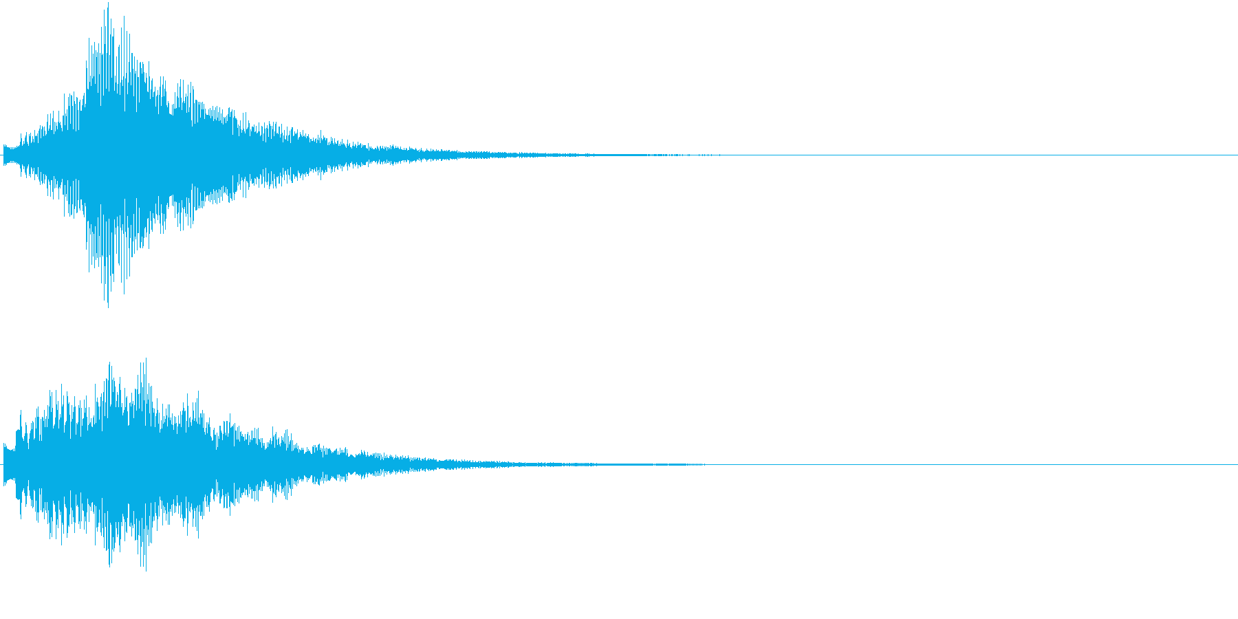 オープニング ロゴ VP等テロップに 3の再生済みの波形