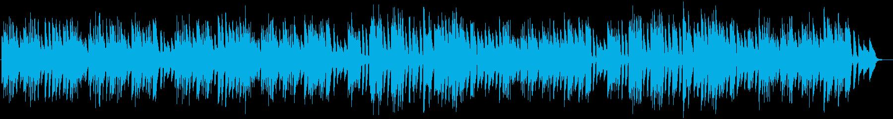 バッハ/メヌエット第2番をヴァイオリンでの再生済みの波形