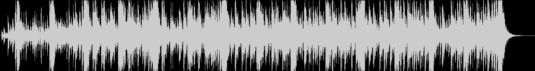 仁王・金剛力士をイメージした和太鼓と尺八の未再生の波形