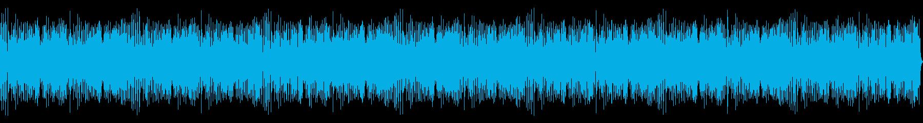 運動会♪リレーの曲♪犬猫・ゆるかわverの再生済みの波形