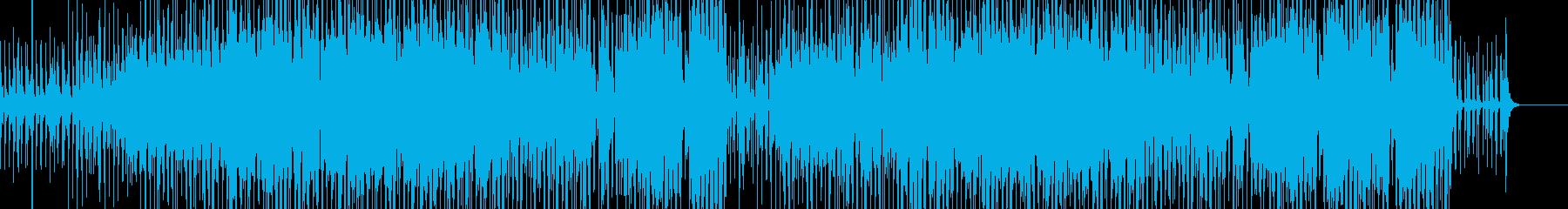 お祭り気分・昭和歌謡曲風ポップ L2の再生済みの波形