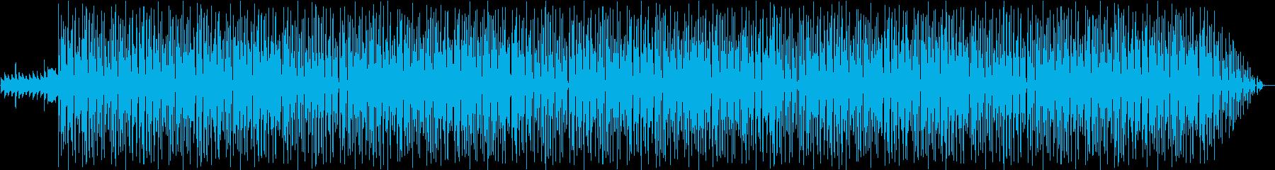 学園モノほのぼの下校的なアコースティックの再生済みの波形