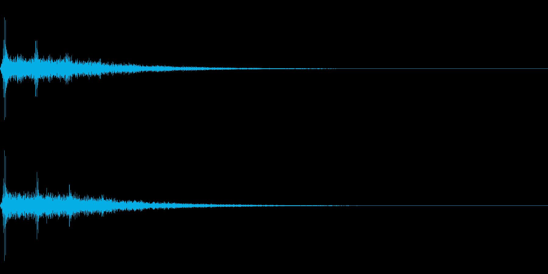 Dark_Attack-02の再生済みの波形