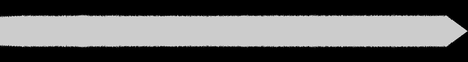 マイクロギターアンプの駆動ノイズ02の未再生の波形
