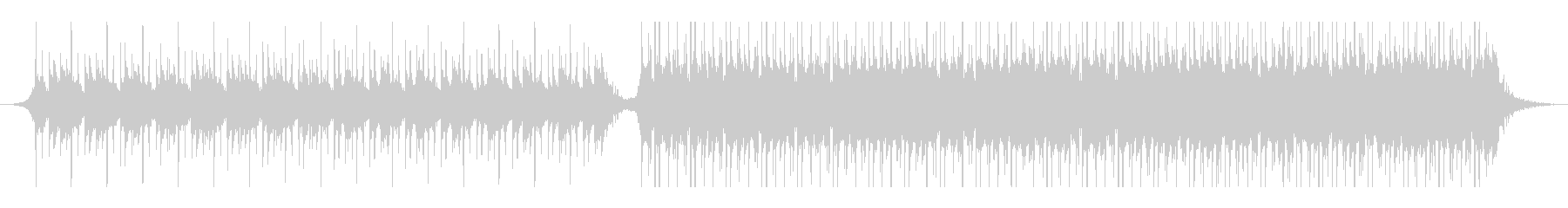 ラマダンの未再生の波形