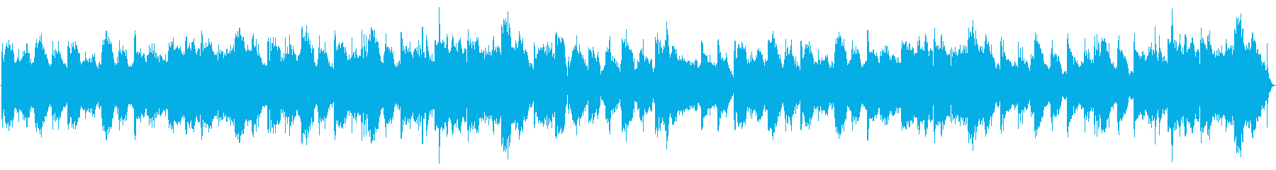 Reminiscence scene using old-fashioned whistle's reproduced waveform
