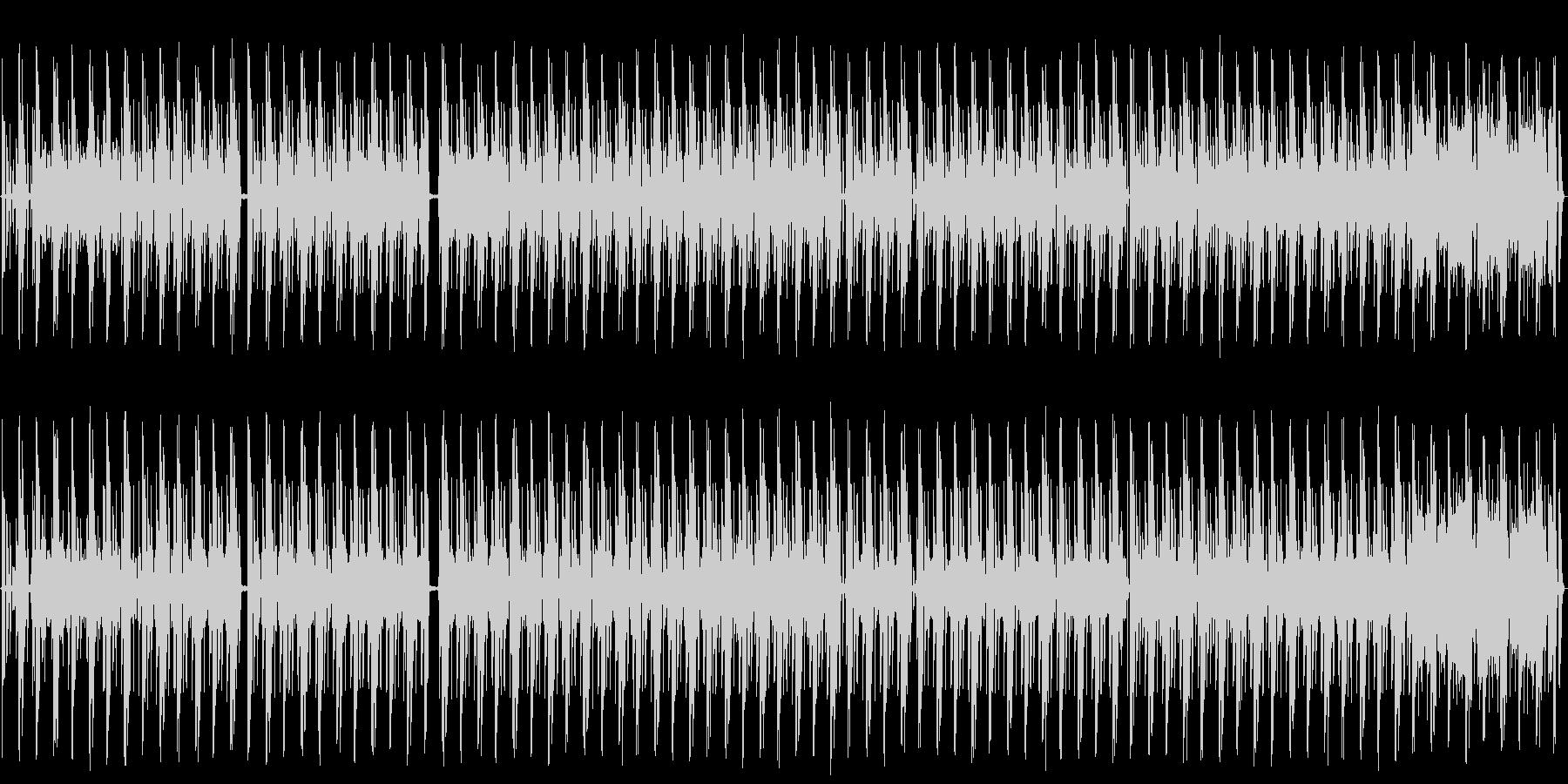 ハードテクノ、エレクトロニック、ト...の未再生の波形