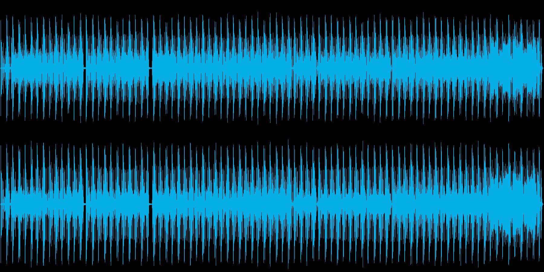 ハードテクノ、エレクトロニック、ト...の再生済みの波形
