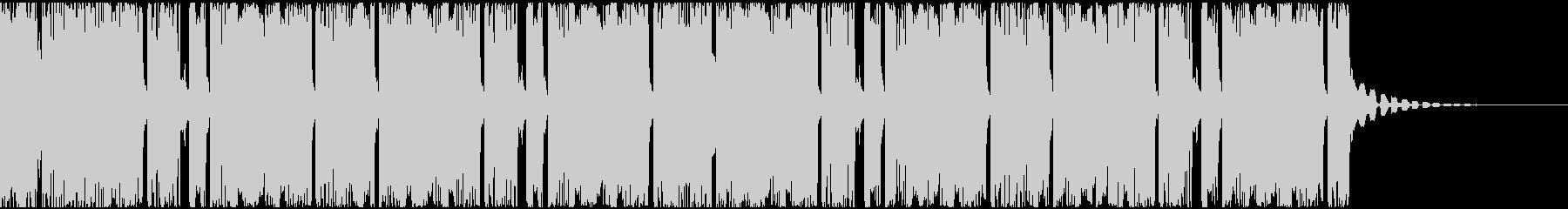 【アンビエント】ロング2、ジングル3の未再生の波形